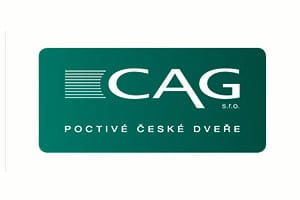 cag - česká výroba - bílá