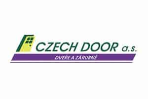 czech door - česká výroba - bílá