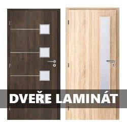 dveře LAMINÁT