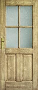 Dveře z masivu design
