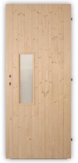 Palubkové dveře Horizon - zámek
