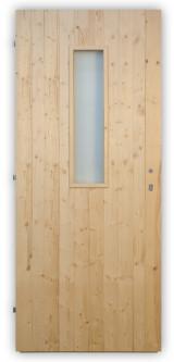 Palubkové dveře Vista - střed