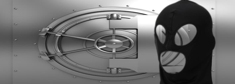 Bezpečnostní dveře ilustrační obrázek