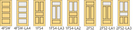 modelova rada FS cz door