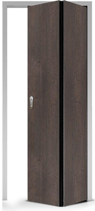 skládací dveře cag dvoukřídlé