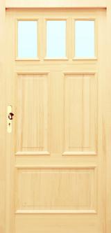 vchodové dveře ROMANA 3S3K