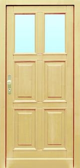 vchodové dveře ZORA 2S4K