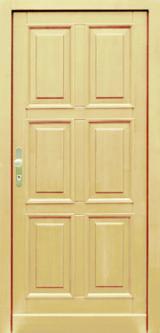 vchodové dveře ZORA 6K