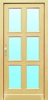 vchodové dveře ZORA 6S