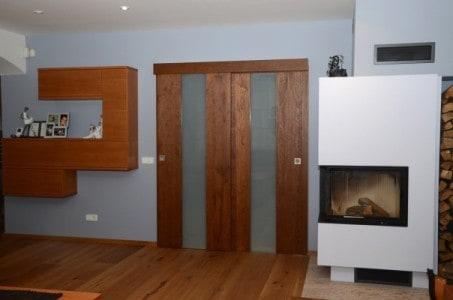 Dvoukřídlé dveře CAG