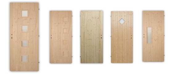 Palubkové dveře
