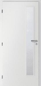 Bílé dveře CAG Fénix