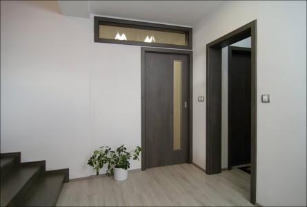 Dveře CAG v dřevěném dekoru 2