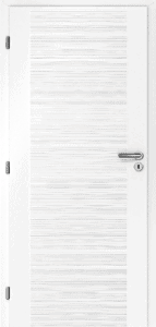 bílé dveře CAG Arktik