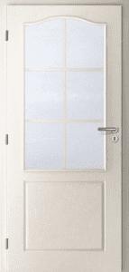 bílé dveře CAG Klasik