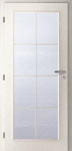 bílé dveře CAG Klermont