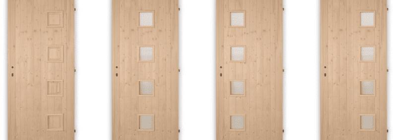 palubkové dveře KVIDO - náhledový obrázek