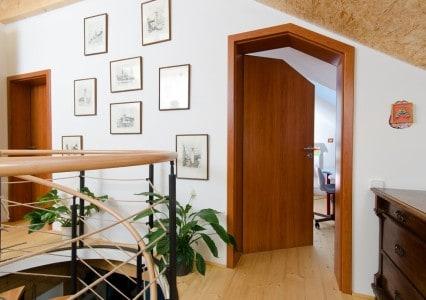 Dveře CAG do atypických prostorů