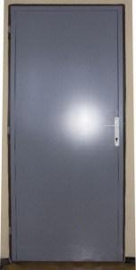 Plechové dveře_18