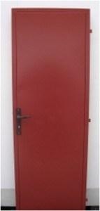 Plechové dveře_19