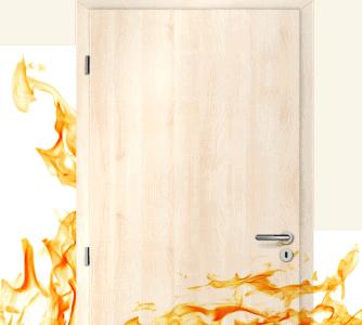 CAG protipožární dveře