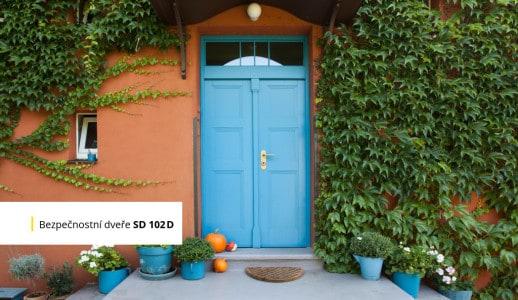 NEXT bezpečnostni dveře SD 102D