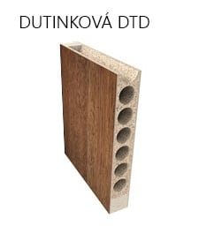 dutinková DTD