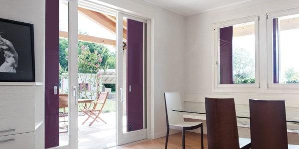 Eclisse posuvné dveře do pouzdra venkovní užití