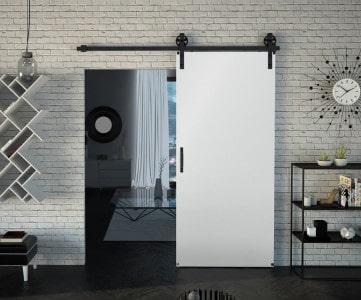 Posuvné dveře na stěnu CAG Design Line