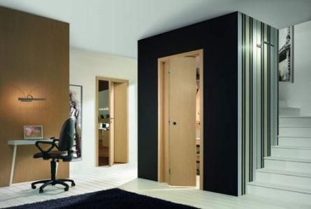 Skládací dveře CAG Heligon
