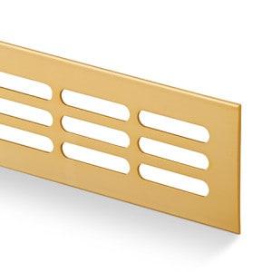 zlatá dveřní mřížka ACT