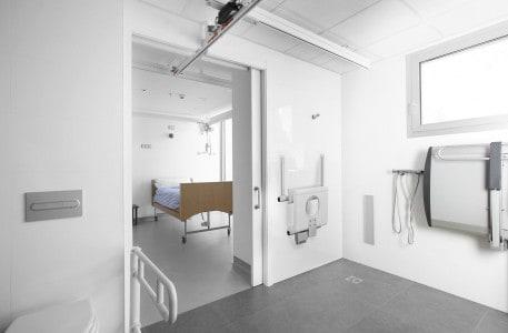 Eclisse Hoist bezbariérové řešení domu