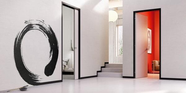 Eclisse posuvné dveře
