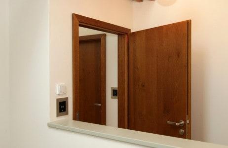 CAG dveře laminát skořice dub