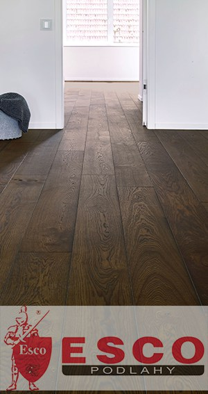 Dřevěné podlahy Esco