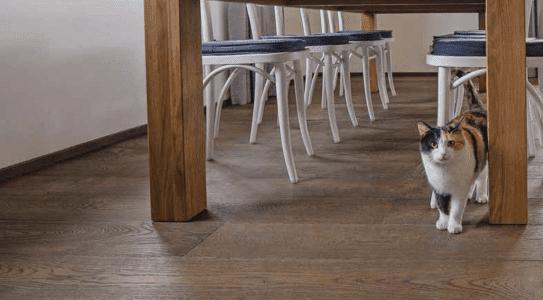 dřevěné podlahy Esco 1