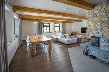 Esco Kolonial Gotik dřevěné podlahy