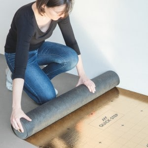 Podložka pod laminátovou podlahu Silent Walk Quick-Step
