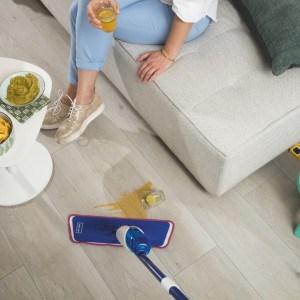 Quick-Step údržba podlahy - skvrny